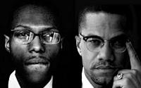 Malcolm Shabazz and Malcolm X
