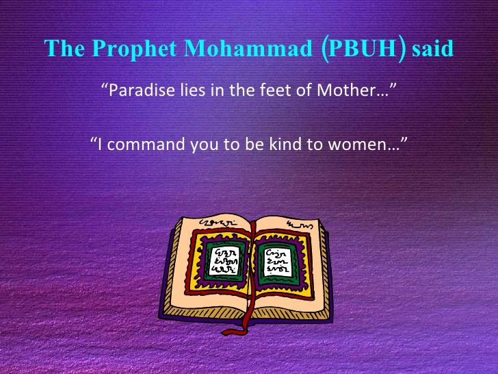 prophet mohammad essay