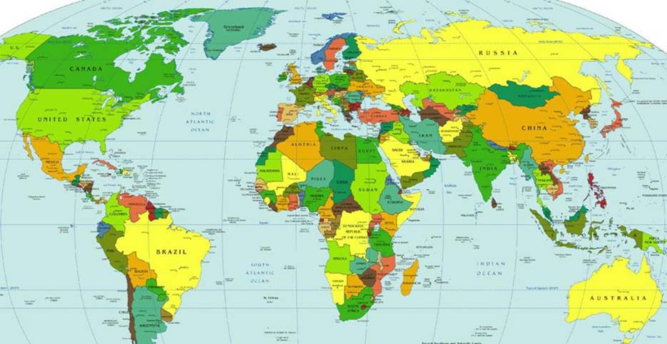 Ntm 1742 newtrendmag world map you will find indonesia on the eastern side of the earth the major cities of indonesia are java sumatra borneo and saibil gumiabroncs Image collections